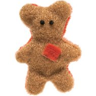 West Paw Design Teddy for Puppy Dog Toy, Wheat/Papaya