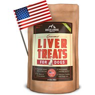 Rocco & Roxie Supply Co. Gourmet Beef Liver Dog Sticks, 16-oz bag