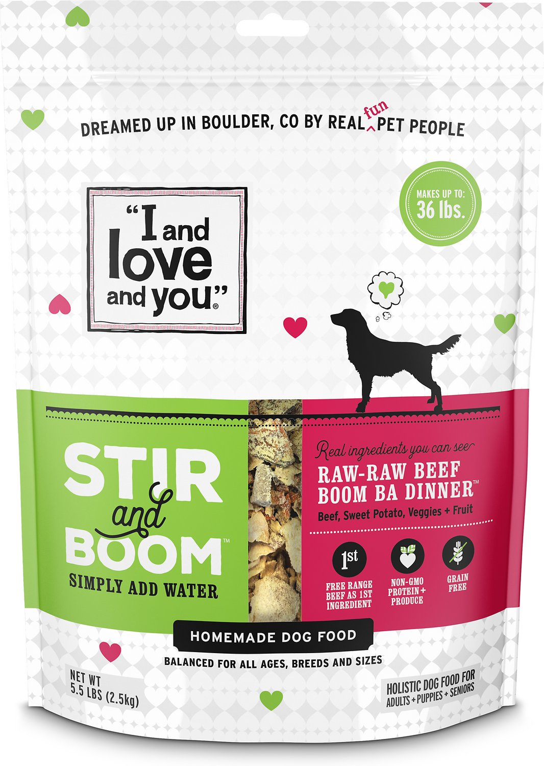 I And Love And You Raw Dog Food Reviews