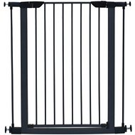 "MidWest 39"" Steel Pet Gate, Graphite"