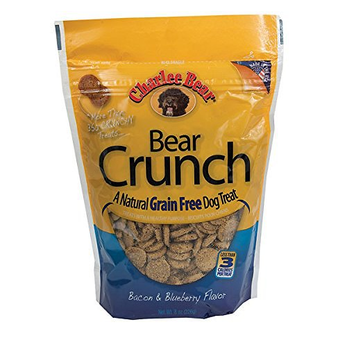 Charlee Bear Grain Free Dog Treats