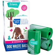 Frisco Refill Dog Poop Bags, Scented, 120 count
