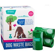 Frisco Refill Dog Poop Bags, Scented, 270 count