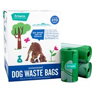 Frisco Refill Dog Poop Bags, Unscented, 270 count