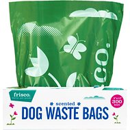 Frisco Pantry Pack Dog Poop Bags, Scented, 300 count