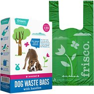 Frisco Handle Dog Poop Bags, Scented, 120 count
