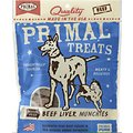 Primal Beef Liver Munchies Freeze-Dried Dog & Cat Treats