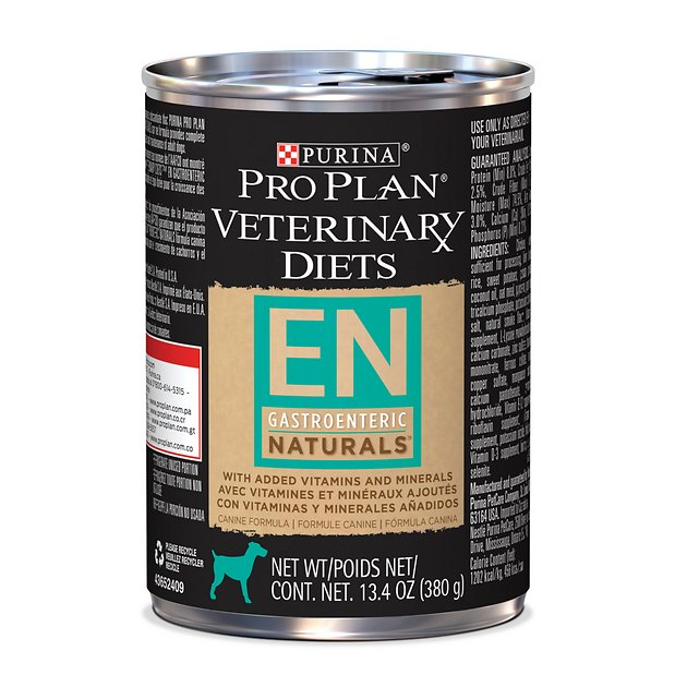Purina En Gastroenteric Canned Dog Food Reviews