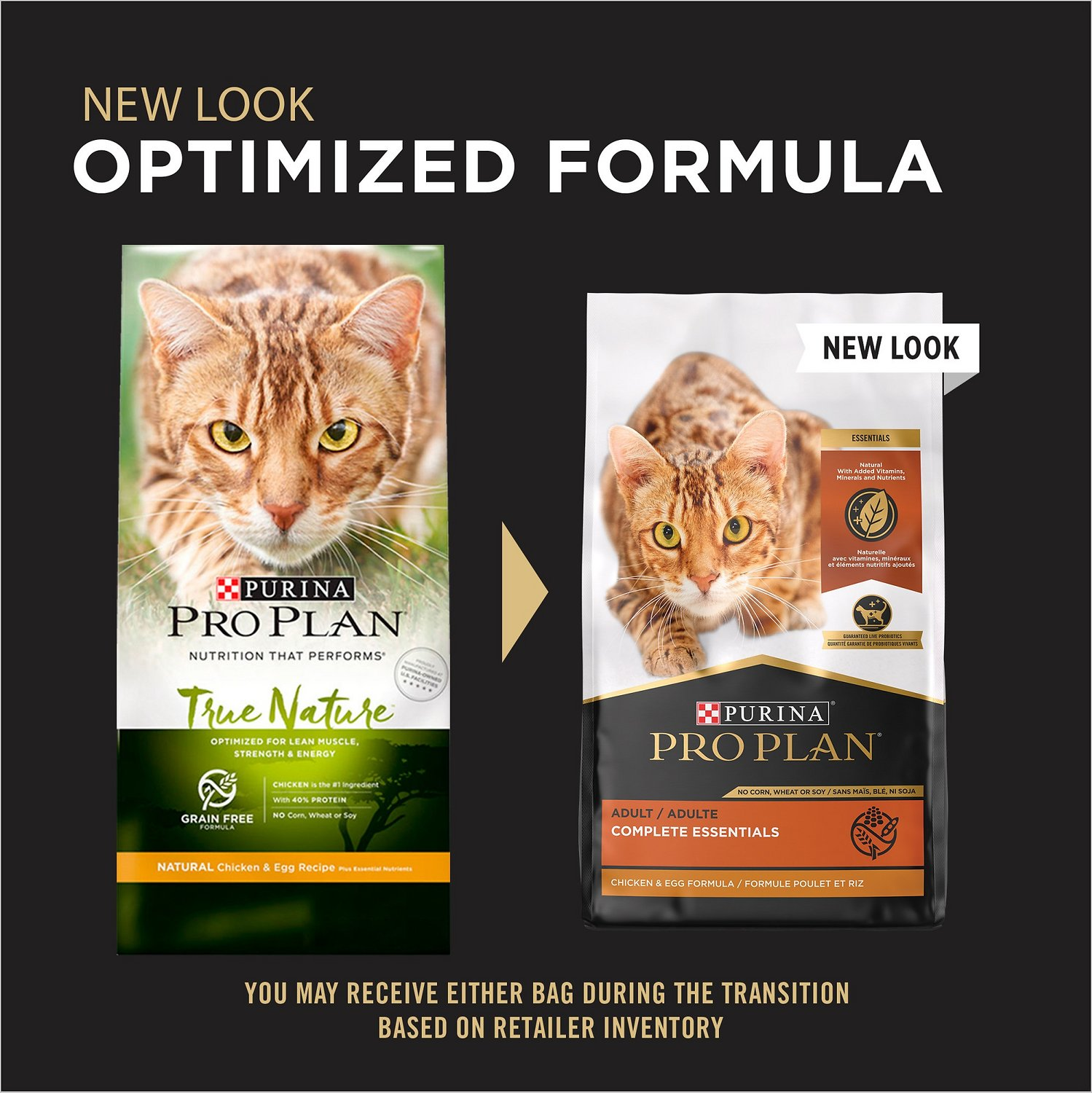 Purina pro plan true nature natural chicken egg recipe grain free video forumfinder Image collections