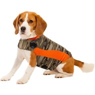 ThunderShirt Anxiety & Calming Aid for Dogs, Camo Polo, Large