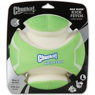 Chuckit! Kick Fetch Max Glow, Large