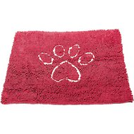 Dog Gone Smart Dirty Dog Doormat, Maroon, Large