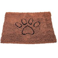 Dog Gone Smart Dirty Dog Doormat, Brown, Large