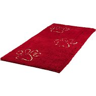 Dog Gone Smart Runner Dirty Dog Doormat, Maroon