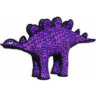 Tuffy's Dinosaur Stegosaurus Dog Toy