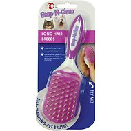 Ethical Pet Snap N Clean Long Hair Dog Brush, Small