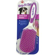Ethical Pet Snap N Clean Long Hair Dog Brush, Large