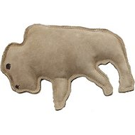 Ethical Pet Dura-Fused Leather Buffalo Dog Toy, Large