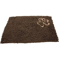 Ethical Pet Clean Paws Dog Doormat, Brown, Medium