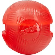 Ethical Pet Play Strong Rubber Ball Dog Toy, 3.25-inch