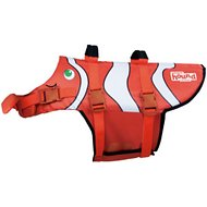 Outward Hound Lifejacket for Dogs, Orange Fish, Small