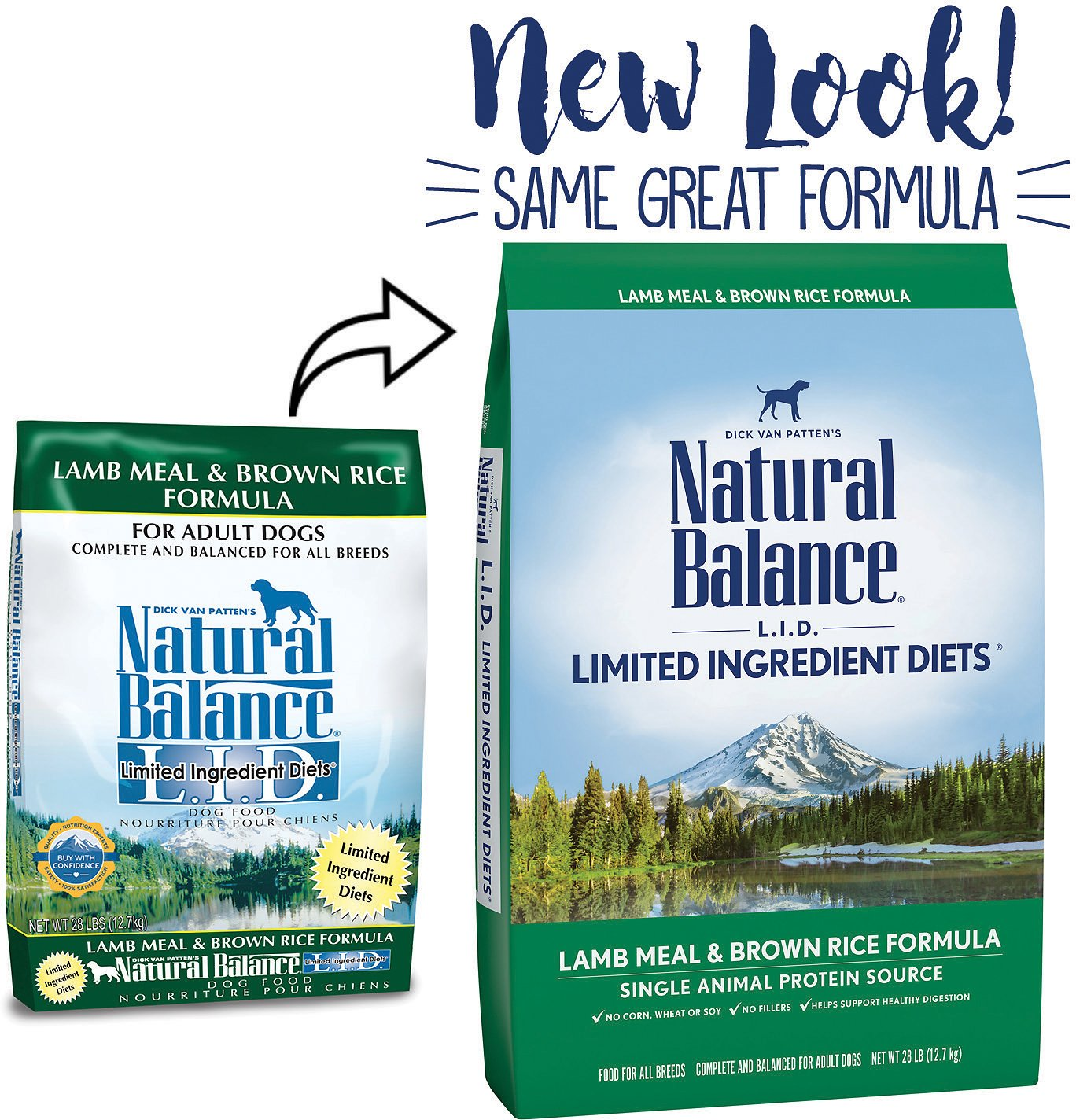 Buy Natural Balance Limited Ingredient Dog Food