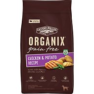 Castor & Pollux Organix Grain-Free Chicken & Potato Recipe Adult Dry Dog Food, 22-lb bag