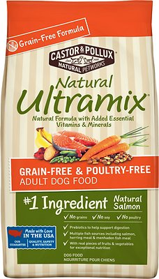 Castor And Pollux Natural Ultramix Grain Free And Poultry Free Adult
