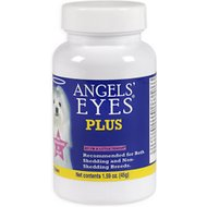 Angels' Eyes Plus Chicken Flavor Dog Supplement, 1.59-oz bottle