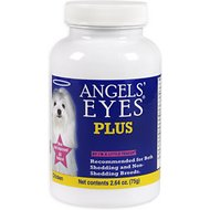 Angels' Eyes Plus Chicken Flavor Antibiotic Free Supplement for Dogs, 2.64-oz bottle