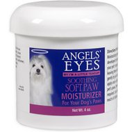 Angels' Eyes Soft Paw Moisturizer for Dogs, 4-oz tub