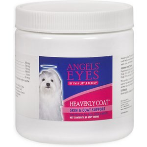 Angels' Eyes Heavenly Coat Soft Chews for Dogs, 60 count