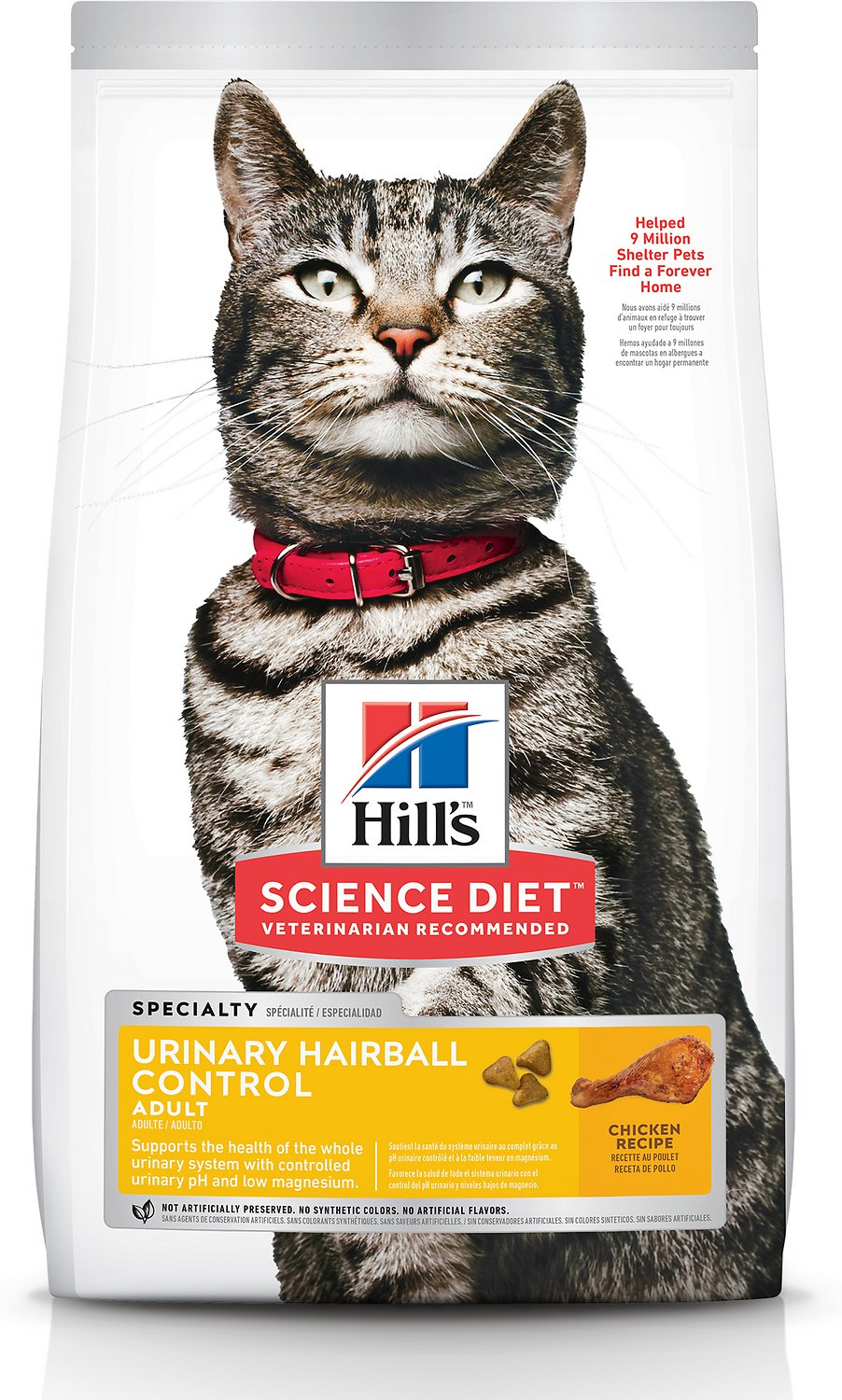 Best Cat Food for Hairball Control (5 Effective Options)