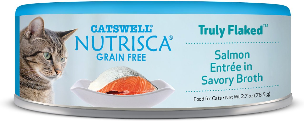 Catswell Nutrisca Cat Food Reviews