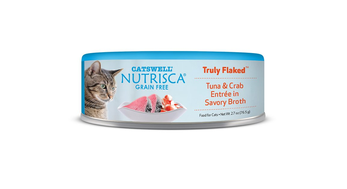 Nutrisca Canned Cat Food