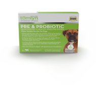 Tomlyn Pre & Probiotic Water Soluble Powder Dog Supplement, 30 count