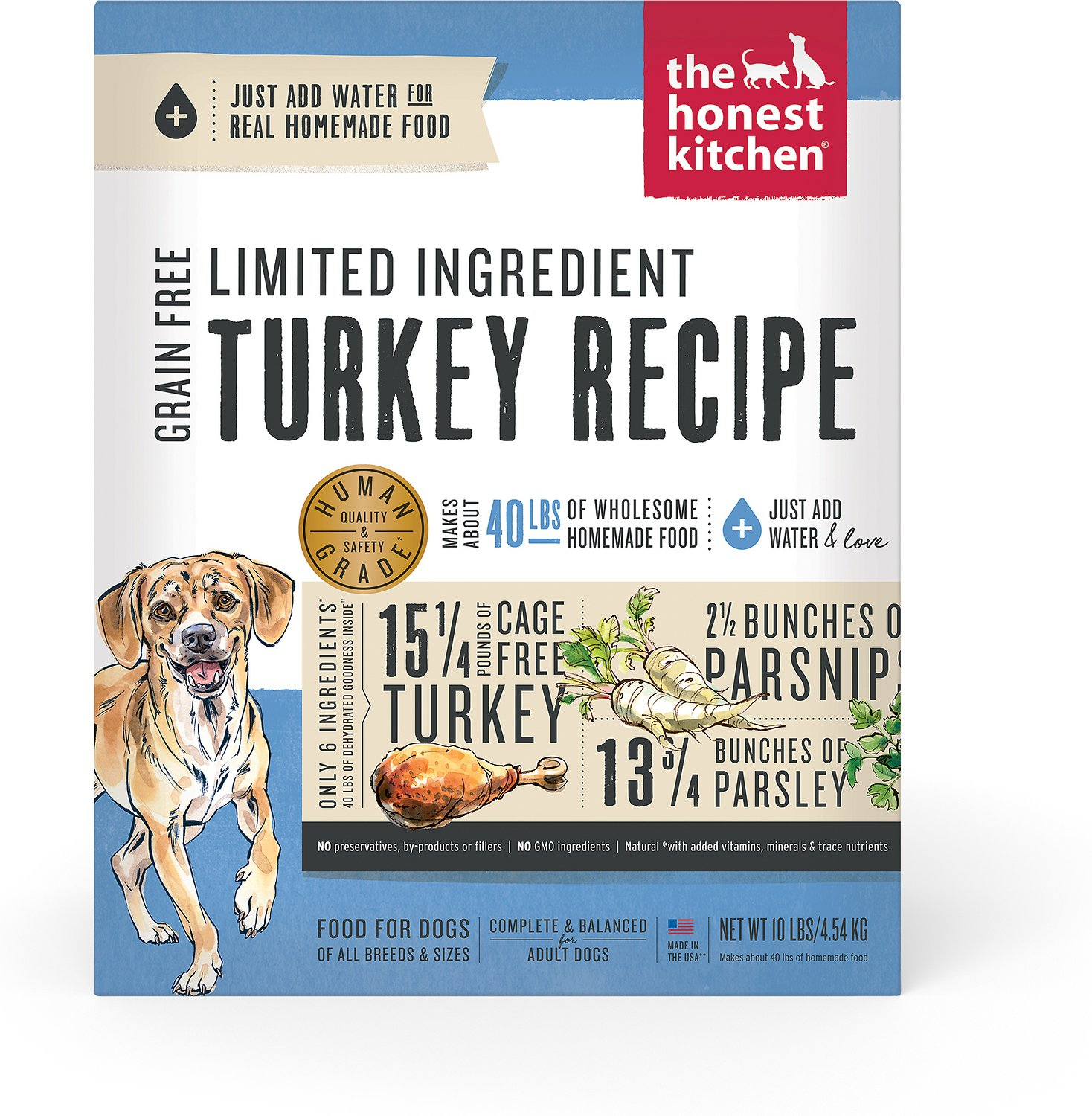 The Honest Kitchen Marvel GrainFree Dehydrated Dog Food Lb - Honest kitchen dog food
