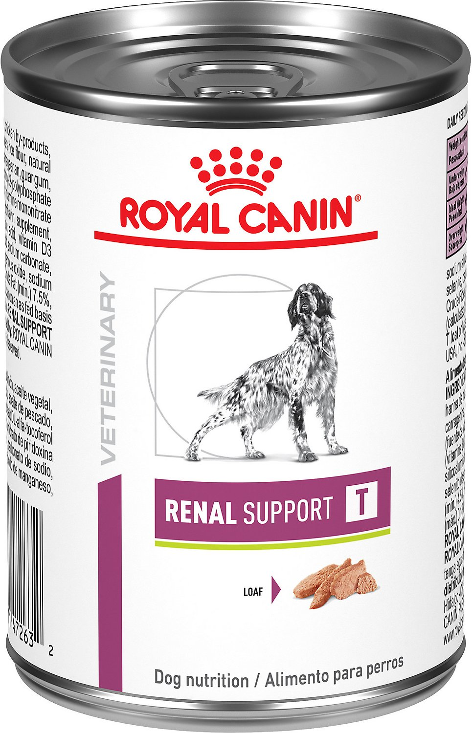 Royal Canin Renal Support Canned Dog Food