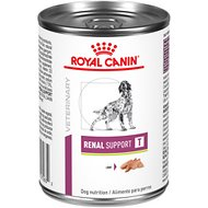 Royal Canin Veterinary Diet Renal Support T Canned Dog Food, 13.5-oz, case of 24