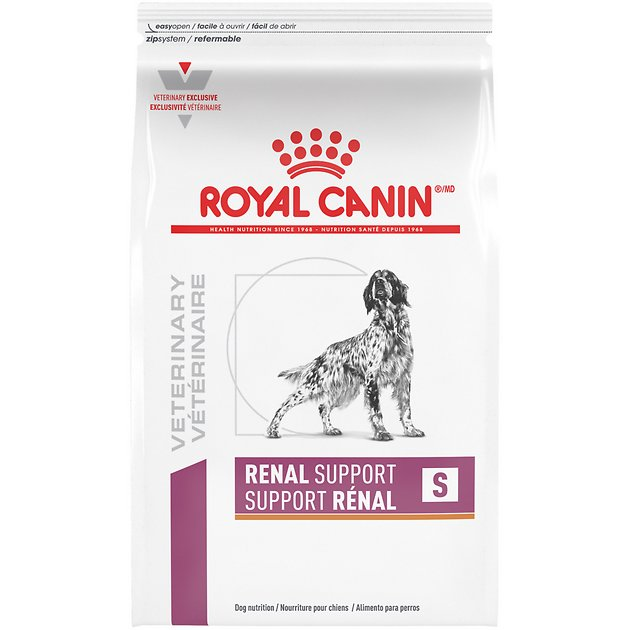 Royal Canin Veterinary Diet Renal Support S Dry Dog Food