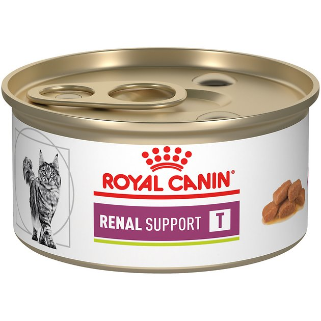 royal canin veterinary diet renal support t canned cat food 3 oz case of 24. Black Bedroom Furniture Sets. Home Design Ideas