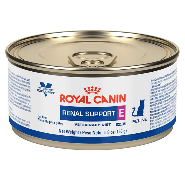 royal canin veterinary diet renal support e canned cat. Black Bedroom Furniture Sets. Home Design Ideas