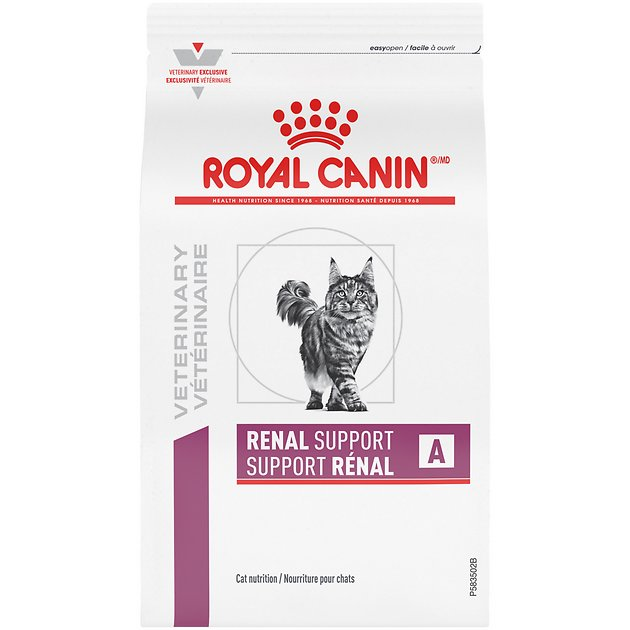 royal canin veterinary diet renal support a dry cat food. Black Bedroom Furniture Sets. Home Design Ideas