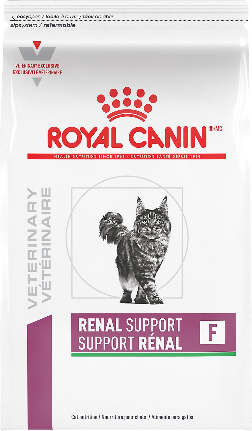 royal canin veterinary diet renal support f dry cat food. Black Bedroom Furniture Sets. Home Design Ideas