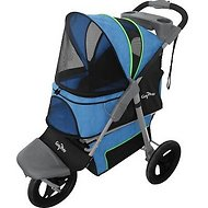 Gen7Pets Jogger Pet Stroller, Trailblazer Blue