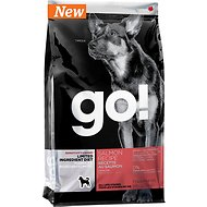 Go! Sensitivity + Shine Limited Ingredient Diet Salmon Recipe Grain-Free Dry Dog Food, 6-lb bag