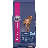 Eukanuba Large Breed Senior Dry Dog Food, 30-lb bag