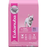 Eukanuba Small Breed Adult Weight Control Dry Dog Food, 15-lb bag
