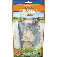 K9 Natural Salmon Tails Freeze-Dried Snacks Dog Treats, 3.52-oz bag