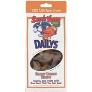 Sam's Yams Daily's Simply Carrot Recipe Dog Treats, 9-oz bag
